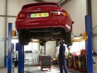Verkopen auto voor export